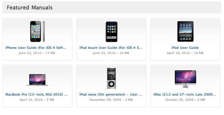 iphone 4 user manual pdf